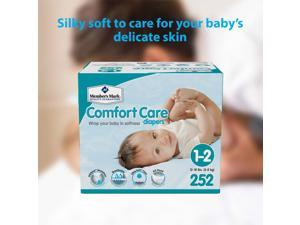 Member's Mark Comfort Care Baby Diapers - Size 3, 224ct.