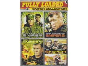 Sniper Collection - Sniper (1993) / Sniper 2 / Sniper 3 / Sniper: Reloaded