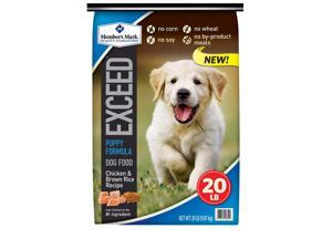 Member's Mark Exceed Puppy Food, Chicken & Rice (20 lbs.)
