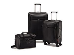 Samsonite Versalite DLX 3-Piece Set (Black)