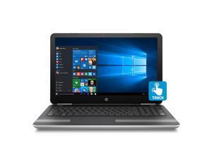 """HP Touchscreen HD 15.6"""" 15-au057cl, Core i5, 8GB RAM, 1TB HD, Win 10, Silver"""