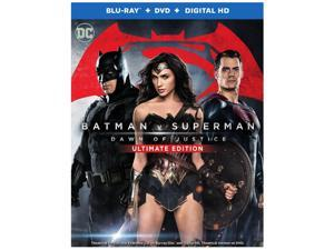 Batman v Superman: Dawn of Justice (Blu-ray + DVD + Digital HD UltraViolet)