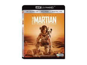 The Martian: Extended Edition [4K Ultra-HD Blu-ray]