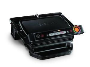 T-fal GC702853 OptiGrill Indoor Electric Grill, Black