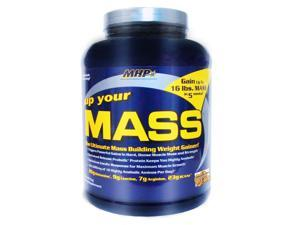 MHP Up Your Mass - Peanut Butter Cookie, 5 lbs (2270 g)