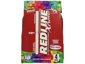VPX Redline Xtreme RTD Sour Heads - 6 - 4 packs of 8 fl oz Bottles