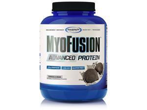 Gaspari Nutrition MyoFusion Advanced Protein, Cookies & Cream, 4 lbs (1814 g)