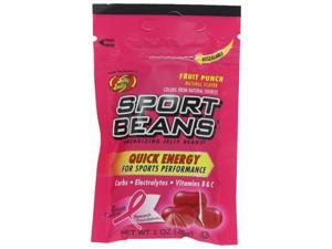 Sports Beans, Fruit Punch, 24 Bags