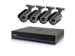 Swann 8-Channel 1080p Surveillance Kit with 4 Cameras