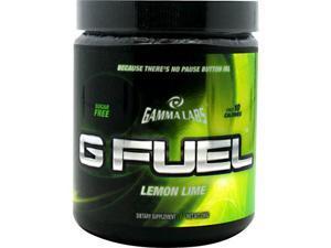 Gamma Labs G Fuel Lemon Lime - 40 Servings - 280 g