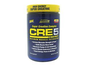 MHP Super Creatine Complex CRE5 Energy Fruit Punch - 60 Servings