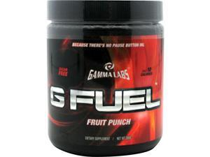Gamma Labs G Fuel Fruit Punch - 40 Servings - 280 g