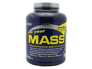 MHP Up Your Mass - Fudge Brownie, 5 lbs (2270 g)