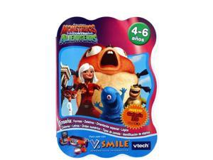 V Smile Game Monsters vs Aliens - Spanish