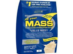 MHP Up Your Mass Vanilla - 10 lbs
