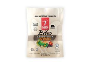 Caveman Foods Primal Bites, Applewood Smoked BBQ, 2.5 oz