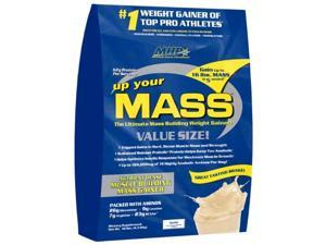 Maximum Human Performance Up Your Mass Supplement, Vanilla, 10 Pound