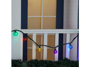 Member's Mark LED String Lights, 8-Function Controller, Multi-Colored (60 ct.)