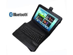 GSAGear  - 10.1 Inch Protfolio Case with Removable Bluetooth ® Keyboard for Samsung GALAXY Note 10.1 (N8000/N8010/N8013). ...