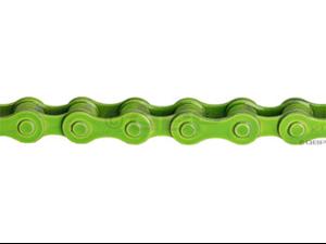 "KMC Z410 Green 1/8"" Chain"