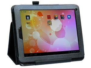 "vitalASC PRO- ST0812-12G-Case  8"" ARM A9 1.5Ghz Dual Core , DDR3 1GB , 1024 x 768 TFT ,Dual Camera , Multi-Touch Screen , Android 4.1 ( Jelly Bean )  and Leather Case / Stand ."