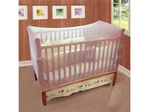 Insect/Bug Netting Fits Most Full Size Cribs