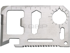 Baladeo 12 Function Survival Card Tool