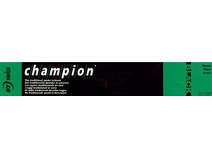 DT Swiss Champion 2.0 x 256mm black spokes. Box of 72