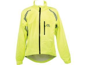 O2 Calhoun Rain Jacket: Yellow~ 2XL