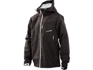 Royal Matrix Cycling Jacket: Black Pinstripe~ XL