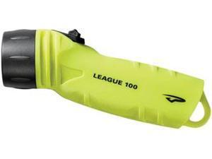 Princeton Tec League 100 Flashlight: Yellow