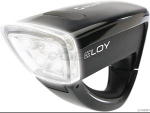Sigma Eloy White LED Headlight: Black
