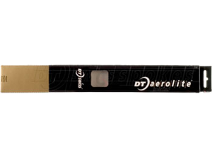 DT Aerolite 266mm Silver Box 20 w/Alloy Nipples