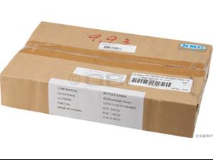 KMC X9.93 Chain: 9 speed 116 Links Silver Bulk Box of 25