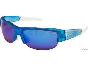 Lazer Argon 1 (AR1) Sunglasses: Matte Blue~ Interchangeable Lens