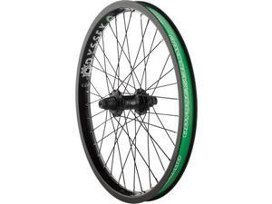 Odyssey A+ Rear Wheel Black Aerospace Rim Antigram Rear Hub 14mm