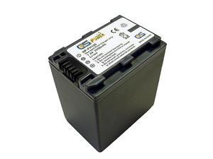 Replacement NP-FH100 Rechargeable Li-ion Battery For Sony HandyCam DCR-DVD850, SX40, SX41, SX60, HDR-CX100, TG5, CX500, CX520, XR100, XR200, XR500, XR520, DCR-DVD105 / DCR-DVD108 Camcorders
