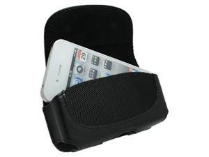 UniPro Horizontal Pouch for Apple iPhone 4 4S Samsung Galaxy S HTC Evo design 4G & Other Compatible Models