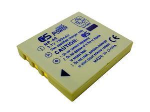 CS Power NP-40 & Klic-7005 Replacement Li-ion Battery For Fuji Finepix 402, F445, F610, F700, F710, F810, F810 ZOOM, Z2, Z1, Sanyo VPC-E760, VPC-E760GL, VPC-E760P, VPC-E860, VPC-E870, VPC-E870G