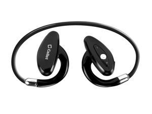 Cellet Universal Black Multipoint Stereo Bluetooth Headset