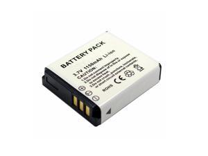 CS Power CGA-S005 DB-65 Li-ion Battery For Panasonic & Ricoh DB-60 DB-65 WG-M1 G700 G700SE G600 GR Digital IV