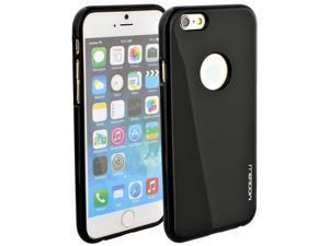 "ModeBlu Black Slim TPU Jelly / Gel Case For Apple iPhone 6 4.7"" All Carrier"