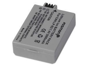 CS Power LP-E5 Rechargeable Li-ion Battery For Canon EOS Rebel XSi XS 450D 500D 1000D Rebel T1i Digital Camera