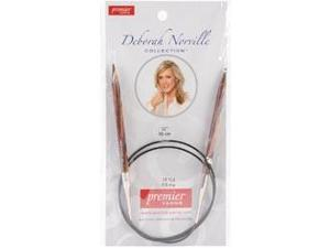 "Deborah Norville Fixed Circular Needles 32""-Size 10.5/6.5mm"