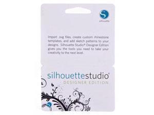Silhouette Studio Designer Edition Software