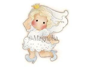 Special Moments Cling Stamp-Runaway Bride Tilda