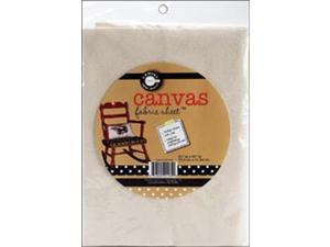 """Packaged Fabric 30""""X36"""" 1/Pkg-Canvas"""