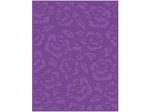 Embossing Folder Universal Size By Teresa Collins-Cabbage Rose