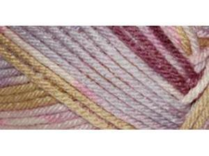 Everyday Anti-Pilling Soft Worsted Prints Yarn-Lilac Ridge