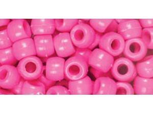 Pony Beads-Pink